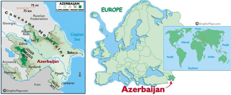 Family Of Don Klionsky Borisov Baku Azerbaijan - Where is baku